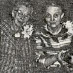 Virginia and Anna Praytor